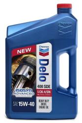 Моторное масло Chevron Delo 400 SDE 15W-40 (3.78 л.) 222290388