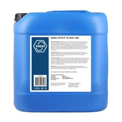 Моторное масло NGN Synt-S 5W-40 (20 л.) V172085812