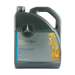 Моторное масло Mercedes MB229.3 5W-40 (5 л.) A000989200713FAER