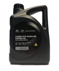 Моторное масло Hyundai (Kia) Turbo SYN Gasoline 5W-30 (4 л.) 05100-00441