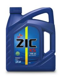 Моторное масло ZIC X5 Diesel 10W-40 (6 л.) 172660