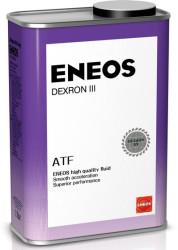 Трансмиссионное масло Eneos АTF Dexron III (1 л.) Oil1305