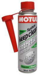 Motul System Keep Clean Gasoline Для бензиновых двигателей (0,3 л.) 107810