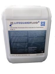 Трансмиссионное масло ZF Lifeguardfluid 8HP (5 л.) S671090314