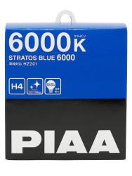 Автолампа PIAA Bulb Stratos Blue H4 6000K HZ201-H4