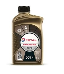 Тормозная жидкость Total Brake Fluid HBF 4 (0,5 л.) 213824