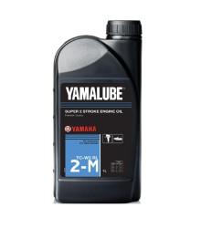 Масло двухтактное Yamaha Yamalube Super 2 Stroke Engine Oil 2-M (1 л.) 90790-BS263-00