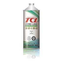 Моторное масло TCL Zero Line 0W-20 (1 л.) Z0010020