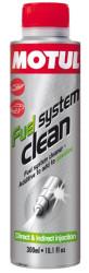 Motul Fuel System Clean Auto Промывка топливной системы (0,3 л.) 104877
