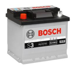 Аккумулятор Bosch S3 12V 45Ah 400A 207x175x190 п.п. (+-) 0092S30030