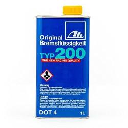 Тормозная жидкость ATE DOT 4 TYP200 (1 л.) 03990162022
