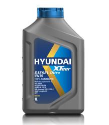 Моторное масло Hyundai (Kia) Xteer Diesel Ultra 5W-30 (1 л.) 1011003