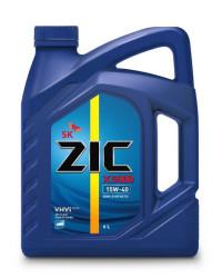 Моторное масло ZIC X5000 15W-40 (6 л.) 172604