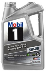 Моторное масло Mobil 1 (USA) Full Synthetic 5W-20 (5 л.) 071924149915