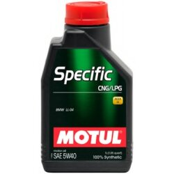 Моторное масло Motul Specific CNG/LPG 5W-40 (1 л.) 101717