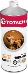 Моторное масло Totachi Long Life 10W-40 (1 л.) 4562374690424