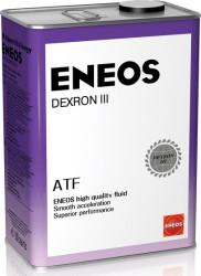 Трансмиссионное масло Eneos АTF Dexron III (4 л.) Oil1309