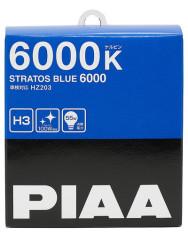 Автолампа PIAA Bulb Stratos Blue H3 6000K HZ203-H3