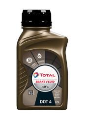 Тормозная жидкость Total Brake Fluid HBF 4 (0,25 л.) 213823