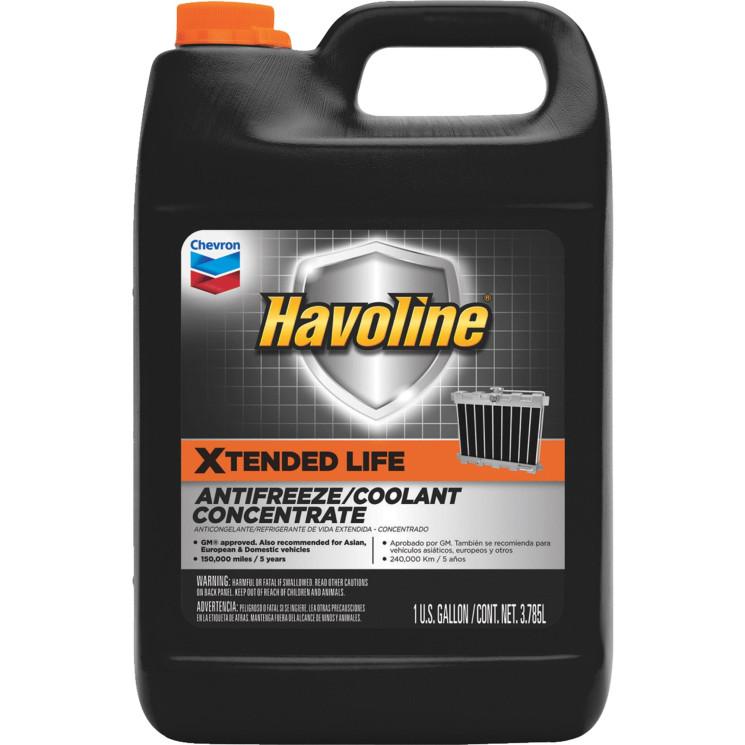 Охлаждающая жидкость Chevron Havoline Dexcool ELC B (3,785 л.) 076568049775