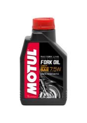 Масло вилочное Motul Fork Oil Light Medium 7,5W (1 л.) 105926
