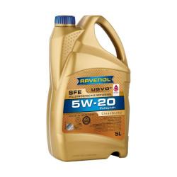 Моторное масло Ravenol SFE 5W-20 (5 л.) 1111110005