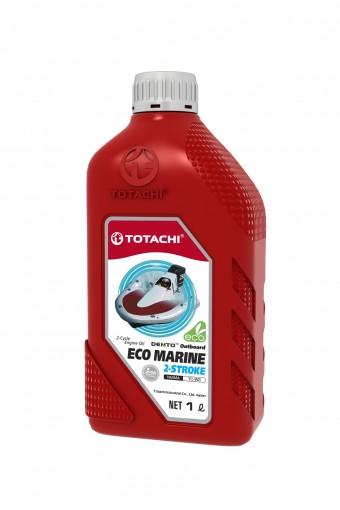 Масло двухтактное Totachi DENTO Outboard Eco Marine 2-Stroke (1 л.) 4562374698093