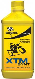 Масло четырехтактное Bardahl XTM Synt 20W-50 (1 л.) 360040