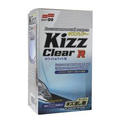 Soft99 Kizz Clear Полироль кузова устранение царапин для светлых (0,27 л.) 10155