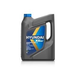 Моторное масло Hyundai (Kia) Xteer Diesel Ultra 5W-30 (6 л.) 1061001