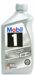 Моторное масло Mobil 1 (USA) Full Synthetic 5W-20 (1 л.) 071924149755