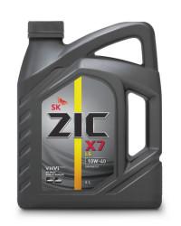 Моторное масло ZIC X7 LS 10W-40 (6 л.) 172620