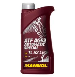 Трансмиссионное масло Mannol ATF AG52 Automatic Special (1 л.) 1339