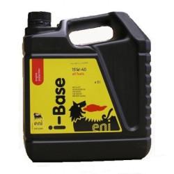 Моторное масло Eni-Agip i-Base 15W-40 (5 л.) 8423178020861