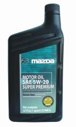 Моторное масло Mazda SM 5W-20 (1 л.) 0000-77-5W20QT