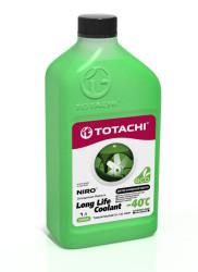 Охлаждающая жидкость Totachi Niro Long Life Coolant -40C (1 л.) 4562374692138