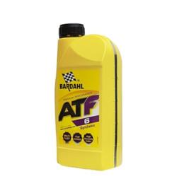 Трансмиссионное масло Bardahl ATF 6 (1 л.) 36591