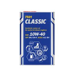 Моторное масло Mannol 7501 Classic 10W-40 (1 л.) 1100M