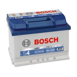 Аккумулятор Bosch S4 60Ah 540A 242x175x175 о.п. (-+)