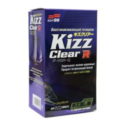 Soft99 Kizz Clear Полироль кузова устранение царапин для темных (0,27 л.) 10156