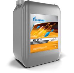 Трансмиссионное масло Газпромнефть ATF DX III (20 л.) 253651856