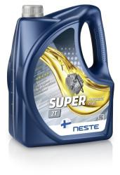 Двухтактное масло Neste Super 2T (4 л.) 193045