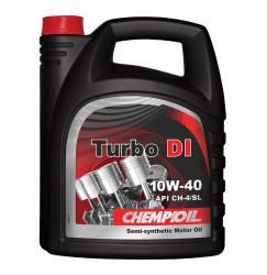 Моторное масло Chempioil Turbo DI 10W-40 (5 л.) S1106