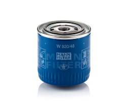 Фильтр масляный Mann-Filter W92048