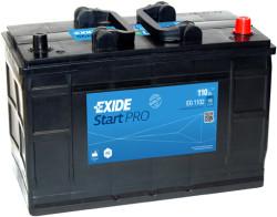 Аккумулятор Exide EG1102 110Ah 750A 349x175x235 о.п. (-+) StartPRO