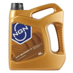 Трансмиссионное масло NGN ATF Dexron VI (4 л.) V172085343