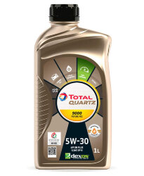 Моторное масло Total Quartz 9000 Future FGC 5W-30 (1 л.) 214318