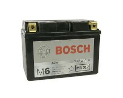 Аккумулятор Bosch M6 12V 11Ah 230A 150x87x110 п.п. (+-) 0092M60170