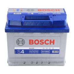 Аккумулятор Bosch S4 60Ah 540A 242x175x190 о.п. (-+)
