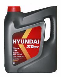 Моторное масло Hyundai (Kia) Xteer Ultra GSL 5W-30 (4 л.) 1040002